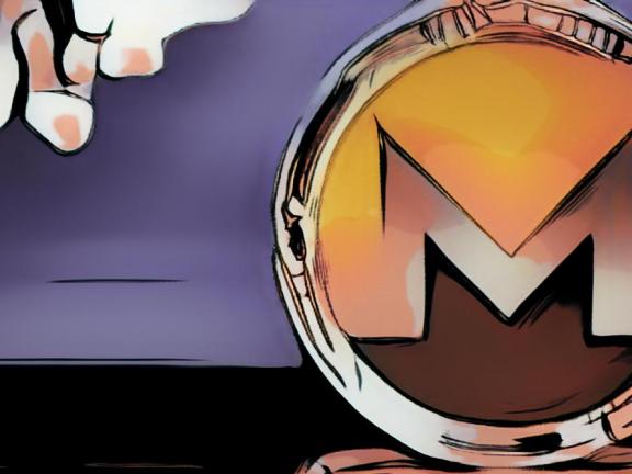 монеро - анонимная криптовалюта